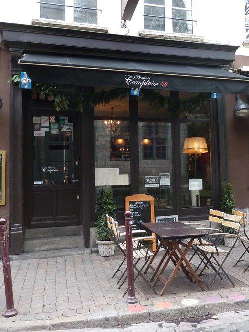 Un week end lille nos adresses de restaurants mag - Le comptoir industriel lille ...