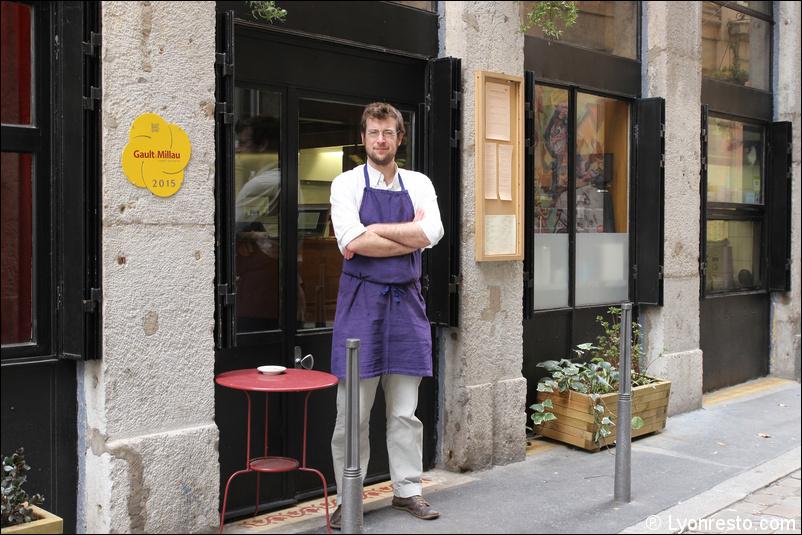 Nicolas guilloton le chef qui monte mag for Atelier de cuisine lyon