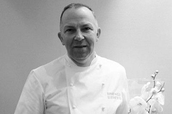 Bernard Mariller, chef étoilé du délicieux Gourmet de Sèze