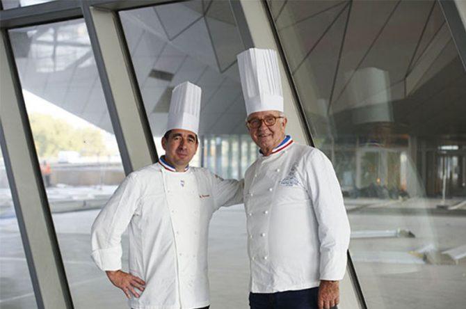 Guy Lassausaie et Jean-Paul Pignol, les deux hommes derrière la Brasserie des Confluences