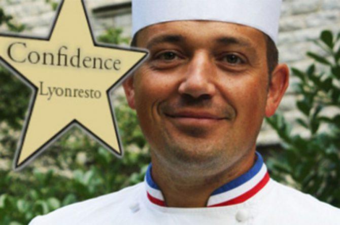 Florent Boivin : chef créatif, déterminé et talentueux !