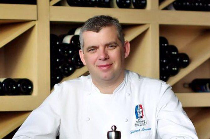 Laurent Bouvier, le chef lyonnais incontournable
