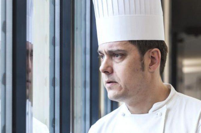 Olivier Bourrat du Fond rose, un chef toujours aussi passionné