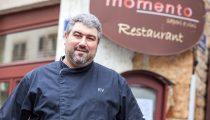 Hervé Leuci, Chef du Momento Sapori e Vini depuis plus de dix ans !